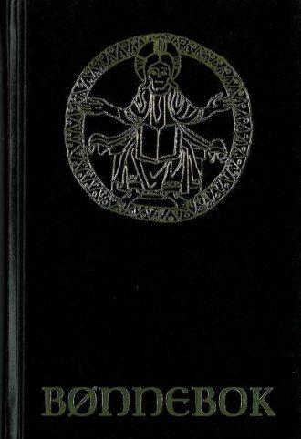BØNNEBOK - for Den katolske kirke (skinn)