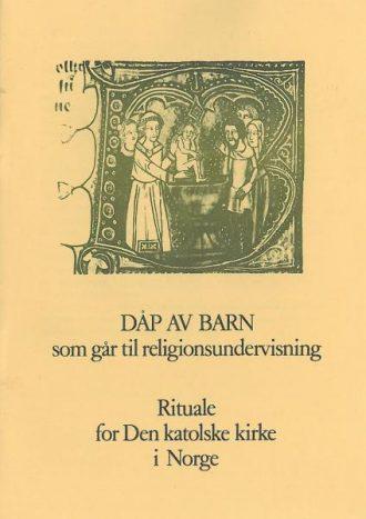 DÅP AV BARN SOM GÅR TIL RELIGIONSUNDERVISNING