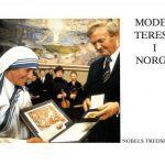 MODER TERESA I NORGE