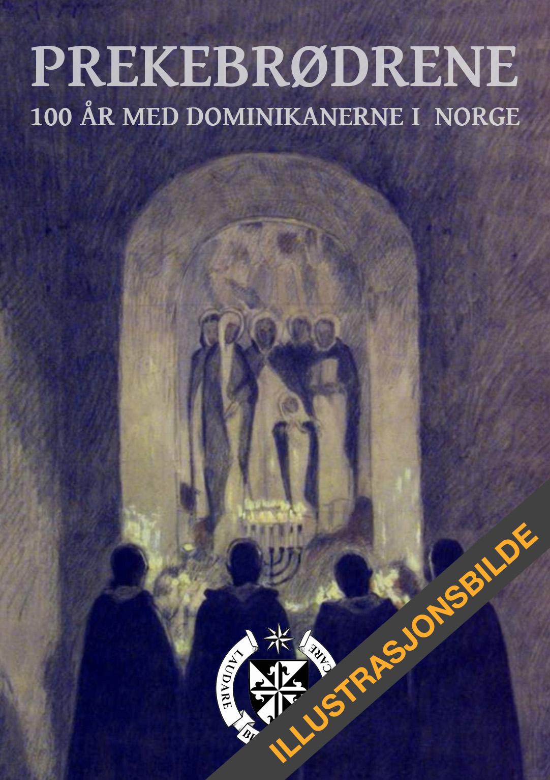 Jubileumsboken «Prekebrødrene» til kr 350,-  evt. porto kommer i tillegg.